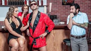 Cali Carter – The Gang Makes a Porno: A DP XXX Parody Episode 3