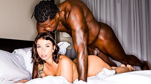 Blacked Raw – Ivy Lebelle