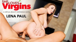 Naughty America VR – Lena Paul