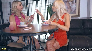 Vicky At Home – Brittany Andrews