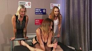 Pure CFNM – Ashleigh De Vere, Samantha Page & Tory Jones