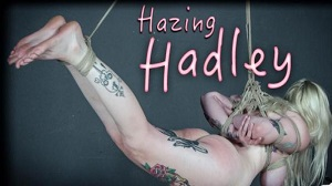 Hard Tied – Hadley Haze
