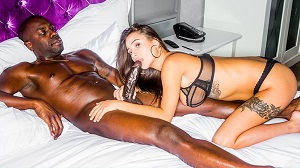 Blacked Raw – Liya Silver