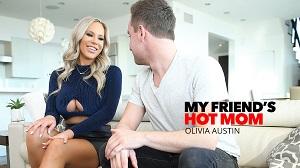 Olivia Austin – Blonde MILF Olivia Austin is in for a surprise ending