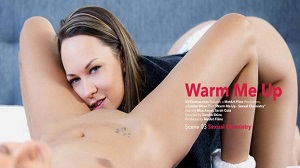 Blue Angel & Sarah Cute – Warm Me Up Episode 3 – Sexual Chemistry