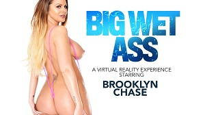 Brooklyn Chase – Brooklyn Chase Gives a show and fucks you in VR