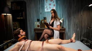 Chanel Preston – Wayward Man: Nurse Chanel Preston's Unorthodox Treatment for Perverts