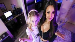 Eliza Ibarra & Anastasia Knight – Sharing Cock Is Caring