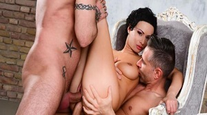 Stacy Bloom – Stacy's First Ever DP