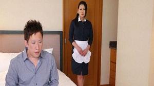 Rei Kitajima – Naughty maid Rei Kitajima fucked by client