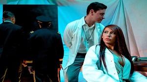 Tia Cyrus – They Come In Peace Scene 2