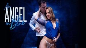 Blue Angel – An Angel In Blue: Naughty In Public