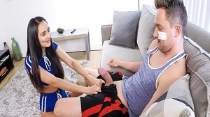 Eliza Ibarra – Injured Stepbro Needs Sexual Healing