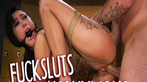 Lily Lane – Fucksluts Anonymous: Lily Lane Can't Get Enough Cock!