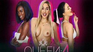 Ana Foxxx & Whitney Wright – Queen A Episode 3