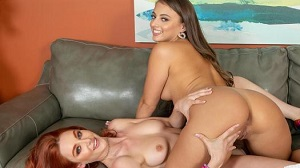 Lacy Lennon & Gia Derza – A Wild And Horny Pair