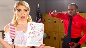Chloe Cherry – Chloe Cherry Fucks Hard For A Grade