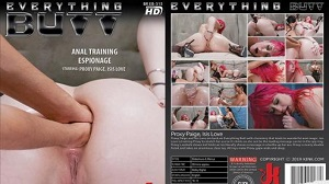 Everything Butt: Anal Training Espionage – Full Movie