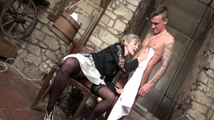 Grand Mams – Grandma's Sex Dungeon
