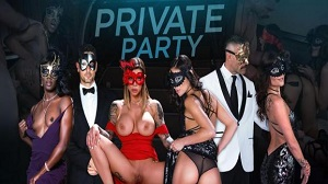 Ana Foxxx – Private Party: Part 2