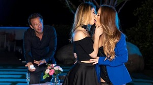 Megan Rain & Kristen Scott – Rain On His Parade