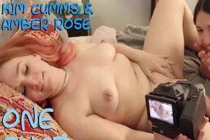 Amber Rose & Kim Cumms – One Shot