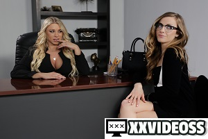 Karla Kush & Katie Morgan – Showcase: Katie Morgan