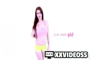 Aria Carson – Modeling Audition