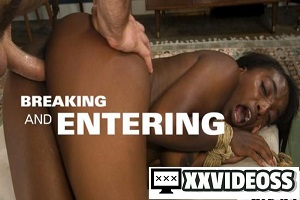 Daya Knight – Breaking And Entering: Daya Knight's BDSM Home Invasion Fantasy