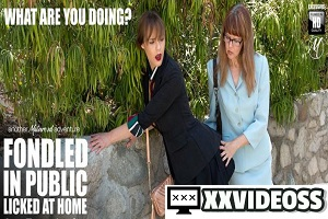 Jamie Foster & Sailor Luna – Fondled in Public, Licked at Home