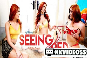 Jayden Cole, Scarlett Mae & Jayme Rae – Seeing Red: Red Hot Reunion