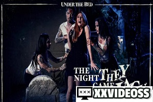 Katrina Jade, Joanna Angel & Lacy Lennon – The Night They Came For Lacy