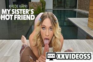 Khloe Kapri – Khloe Kapri fucks you while your sister is not home – VR