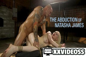 Natasha James – The Abduction of Natasha James: Petite Russian Blonde Bound and Fucked