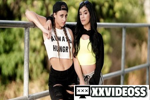 Gia Derza & Savannah Sixx – The Skater Girl