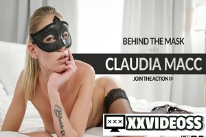 Claudia Macc – Sexy blonde has intense se