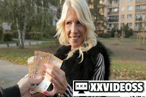 Tiffany Rousso – Spending his winnings on MILF