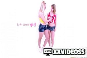 Ashley & Alina – Modeling Audition