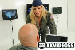 Julia Ann – Tits Are Always The Solution