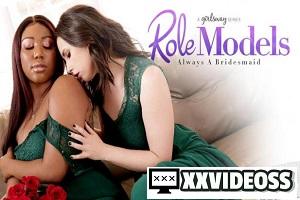 Casey Calvert & Chanell Heart – Role Models: Always A Bridesmaid