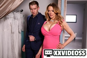 Jess Scotland – Jess Screams Yes For The Dress