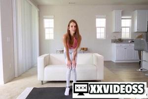 Ellie Eilish – Casting Skinny 18 Year Old Amateur