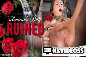 Febby Twigs & Kate Kennedy – Valentine's Day Ruined by Squirting Step-Sister's Anal Con Job