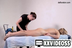 Rita Mochalkina – Virgin Massage