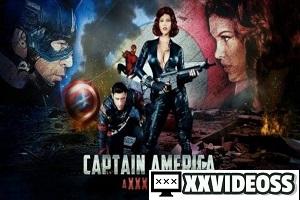 Peta Jensen – Captain America: A XXX Parody